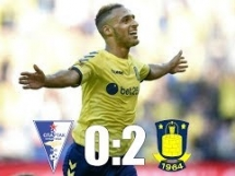 Spartak Subotica 0:2 Broendby IF
