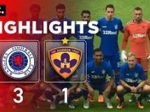 Rangers 3:1 NK Maribor