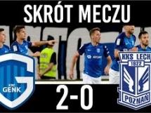 Genk 2:0 Lech Poznań