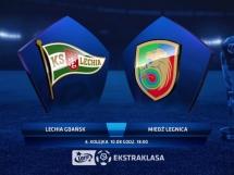 Lechia Gdańsk 2:0 Miedź Legnica