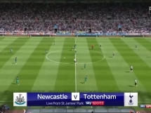 Newcastle United 1:2 Tottenham Hotspur