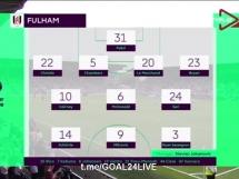 Fulham 0:2 Crystal Palace