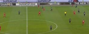 Eintracht Frankfurt 0:5 Bayern Monachium