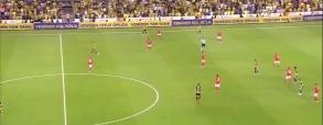 Fenerbahce 1:1 Benfica Lizbona