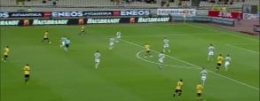 AEK Ateny 2:1 Celtic