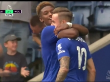 Leicester City 2:0 Wolverhampton