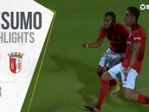 Santa Clara 3:3 Sporting Braga
