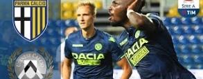 Parma 2:2 Udinese Calcio