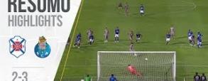 Os Belenenses 2:3 FC Porto