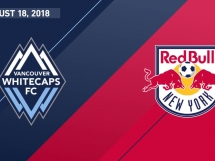 Vancouver Whitecaps 2:2 New York Red Bulls