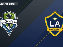 Seattle Sounders 5:0 Los Angeles Galaxy