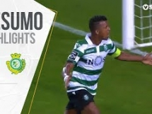Sporting Lizbona 2:1 Vitoria Setubal