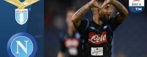 Lazio Rzym 1:2 Napoli