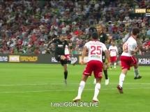 FK Krasnodar 0:1 Spartak Moskwa