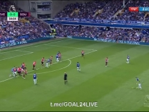Everton 2:1 Southampton