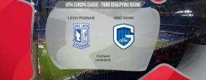 Lech Poznań - Genk
