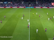 Real Madryt 2:4 Atletico Madryt