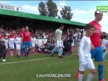 Drochtersen/Assel 0:1 Bayern Monachium