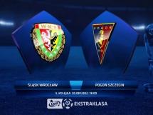 Śląsk Wrocław 0:0 Pogoń Szczecin