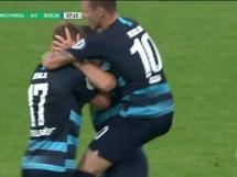 Eintracht Brunszwik 1:2 Hertha Berlin