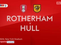 Rotherham United 2:3 Hull City