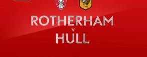 Rotherham United 2:3 Hull City