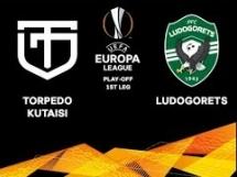 Torpedo Kutaisi 0:1 Ludogorets
