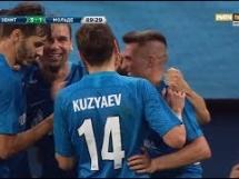 Zenit St. Petersburg 3:1 Molde FK