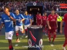 Rangers 1:0 FC Ufa
