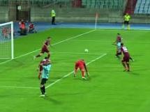 Dudelange 2:0 CFR Cluj
