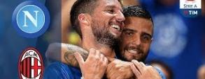 Napoli 3:2 AC Milan
