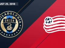 Philadelphia Union 1:0 New England Revolution