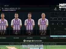 Real Valladolid 0:1 FC Barcelona
