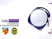 Kayserispor 0:0 Yeni Malatyaspor