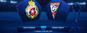 Wisła Kraków 3:0 Górnik Zabrze