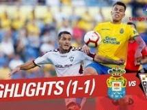 Las Palmas 1:1 Albacete Balompie