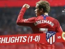 Atletico Madryt 1:0 Rayo Vallecano
