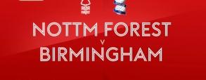 Nottingham Forest FC - Birmingham