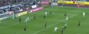 Borussia Monchengladbach 2:0 Bayer Leverkusen