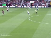 AFC Bournemouth 2:2 Everton