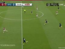 Arsenal Londyn 3:1 West Ham United