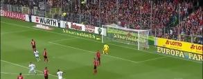 Freiburg 0:2 Eintracht Frankfurt