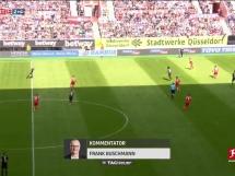 Fortuna Düsseldorf 1:2 Augsburg