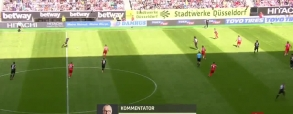 Fortuna Düsseldorf - Augsburg