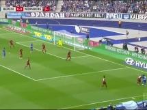 Hertha Berlin 1:0 FC Nurnberg