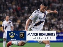 Los Angeles Galaxy 1:1 Los Angeles FC