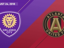 Orlando City 1:2 Atlanta United