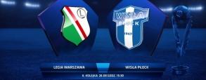 Legia Warszawa - Wisła Płock