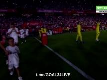 Sevilla FC 0:0 Villarreal CF