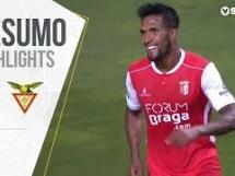 Sporting Braga 3:1 Aves
